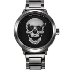 Pagani Skull Punk Cráneo Acero Diego Vez