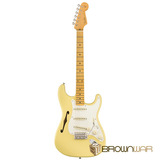 Fender - Eric Johnson Thinline Stratocaster®, Vintage White