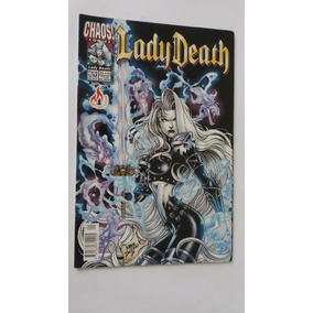 Lady Death - Mike Deodato Júnior R$22,00