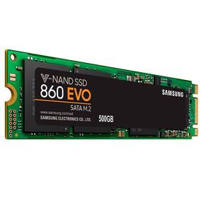 Ssd 500gb Sata M.2 Samsung V-nand 860 Evo Mz-n6e500