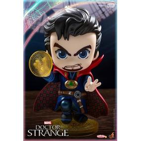 Doutor Estranho Cosbaby Action Figure Marvel Na Caixa