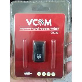 Lector De Memoria Usb Vcom Cr239