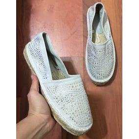Preciosos Zapatos Flats Next Spadrilles Swarovski 24 Origina b0dd74bc70fb