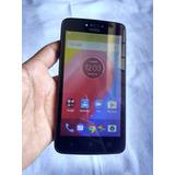 Motorola Moto C 4glte Libre 5 Pulg Flash Frontal + Cargador