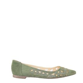 3b6b914c0e Sapatilha Bico Fino Sapatilhas - Sapatos Verde no Mercado Livre Brasil