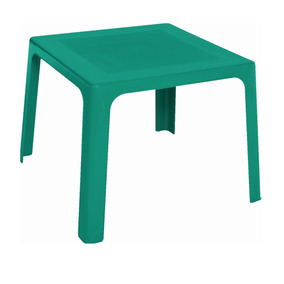 Mesa Plástico Verde Marino Niño Niña Pequeñin Infantil Rimax