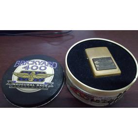 Zippo Comemorativo Das 500 Milhas De Indianápolis