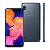 Smartphone Samsung Galaxy A10 A105m 32gb 13mp Tela 6.2 Preto