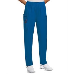 Pantalón Uniforme Azul Rey Cherokee 4200 /envío Gratis