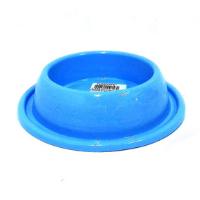 Comedouro Plástico Gato Anti-formiga 200ml - Azul