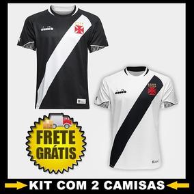 Camisa Vasco Da Gama Replica - Camisa Masculino no Mercado Livre Brasil e835c701cb9bd