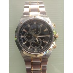 Reloj Citizen Para Caballero Acero Oro
