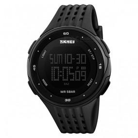 Relógio Esportivo Digital Preto