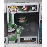 Funko Pop Slimer Ghostbuster Cazafantasmas #108