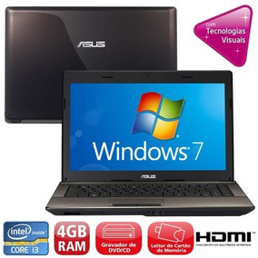 Notebook Asus X44c Core I3-2330m 4gb 320hd Hdmi