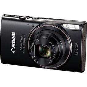 Cámara Digital Canon Powershot Elph 360 Hs ( Negro ) 1075c0