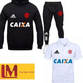 Conjunto Moletom Do Flamengo - Moletom Masculinas no Mercado Livre ... 965675b9a92d6