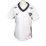 Camisa Jogo Fluminense Fem 2016 Dryworld Branca Original 6fbc0e8209204