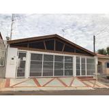 Casa Com 3 Dormitórios Para Alugar, 180 M² Por R$ 900/mês - Centro - Alfredo Marcondes/sp - Ca0494
