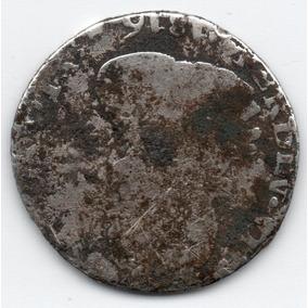 Antigua Moneda Independencia Un Real 1816 Zacatecas