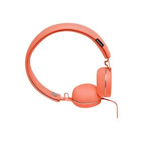 Audifonos Urbanears Humlan On Ear Microfono Camelia Naranja