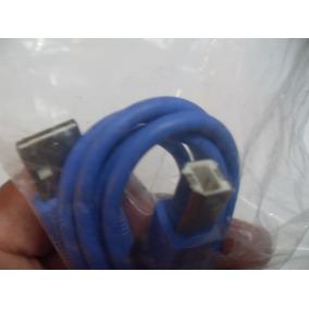 Cable Usb Impresora 1.8m Escaner Modem Router Original