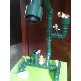 Luminaria Mario World