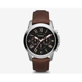 Reloj Fossil Fs4813 Café Pm-7136273