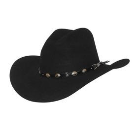 Texana Tombstone Modelo Denver Negra(caballero) -el Güero- 1faacc50cb06