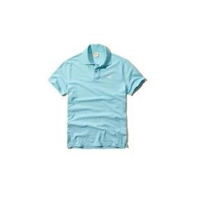 Camisa Polo Hollister - Pólos Manga Curta Masculinas em Pernambuco ... 350167a85739d