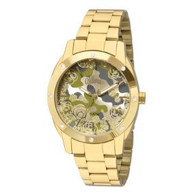 Relógio Allora Feminino Al2036ffr/4d