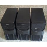 Cpu Torre Celeron 3generacion Disco 500gb 4gigas Dvd Ram 4gb