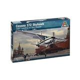 Avioneta Cessna 172 Skyhawk By Italeri # 2764 Escala 1/48