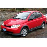 Repuestos Para Toyota Yaris Echo