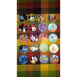 Colección De Tazos 1995 Animaniacs, Batman, Pocahontas