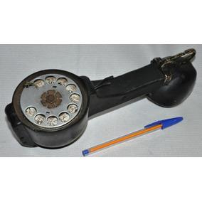 Antigo Telefone Alfanumérico Raro Beco De Serviço Operador