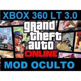Mod Menu Oculto Sessão Publica Xbox 360 Destravado Ltu 3.0