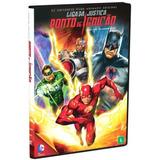 3 Dvds Originais - Liga Da Justiça E Superman/batman