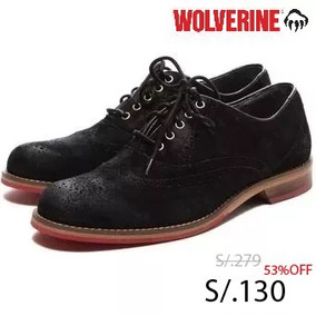 Zapatos Wolverine - Ropa y Accesorios en Mercado Libre Perú 3d869dc0ef2
