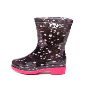 28544fc6cbf Bota Okean Chuvinha Infantil Preto Galochas Feminino Botas - Sapatos ...