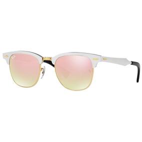 Oculos Rayban Feminino Clubmaster Rosa - Óculos no Mercado Livre Brasil 2c95eef361
