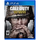 Nuevo Call Of Duty Ww2 Ps4 Fisico