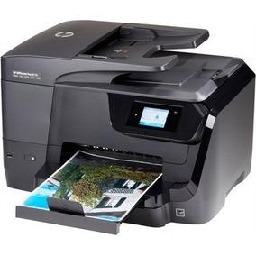 Impressora Hp 8710 Com Bulk Ink Unijet
