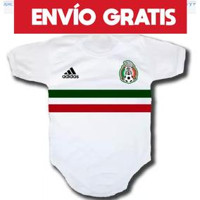 Ropa Para Bebé - Pañalero México Rusia 2018 Personalizado 1b6def822beac