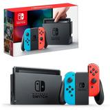 Consola Portatil Nintendo Switch 32gb Gris Original Mdp