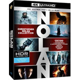 Blu Ray 4k Ultra Hd Christopher Nolan Collection - 7 Filmes