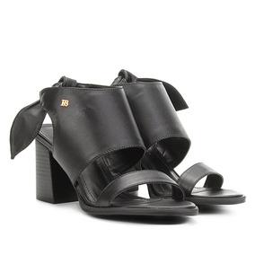 56ee8b89a Tamanco Raphaella Booz Preto - Sapatos no Mercado Livre Brasil