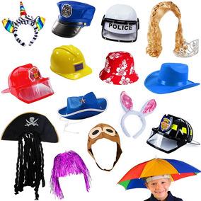 Sombreros Divertidos Para Ambientar Fiesta en Mercado Libre México 92b67ddb4e6