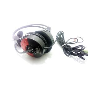 Fone De Ouvido Headphone Rlo Stereo Completo Funcionando Ok