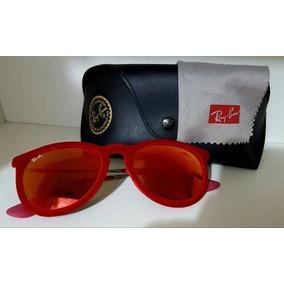 Oculos Rayban Veludo Vermelho - Óculos no Mercado Livre Brasil 658720c2be